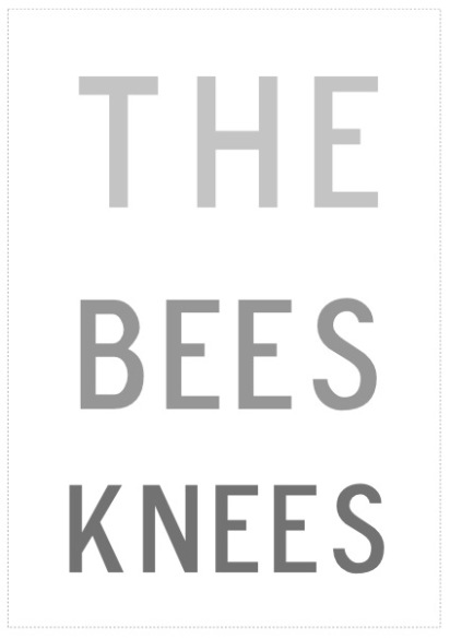 the-bees-knees