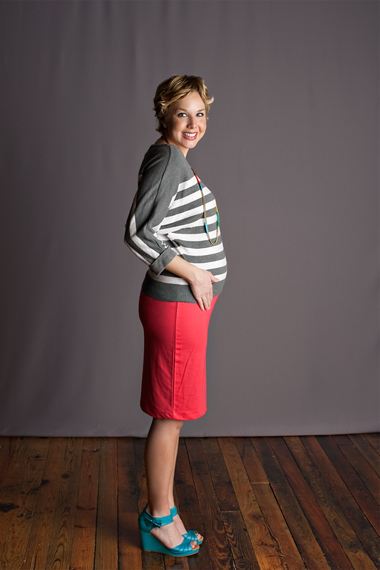 pregnant style