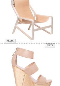chair-shoes