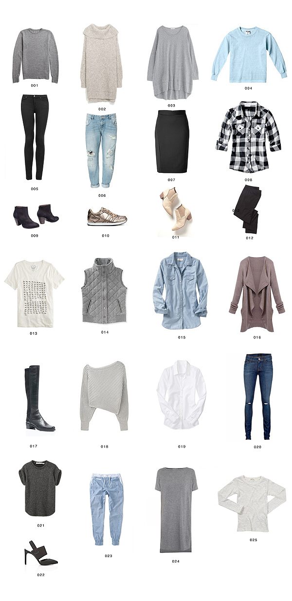 Closet Minimalism And Wardrobe 25